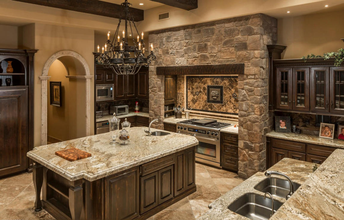 Gourmet Kitchen. Gallery Bertrand Homes